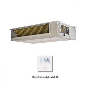 Dàn Lạnh Giấu Trần Nối Ống Gió Điều Hòa Multi ActronAir BRE-026BS 2.6kW 2 Chiều