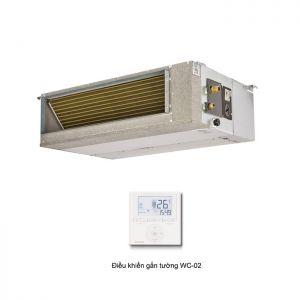 Dàn Lạnh Giấu Trần Nối Ống Gió Điều Hòa Multi ActronAir BRE-052BS 5.0kW 2 Chiều