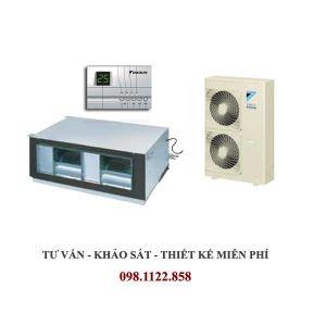 Điều hòa công nghiệp Daikin FDR06NY1/RUR06NY1 60,000BTU 1 Chiều