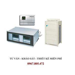 Điều hòa công nghiệp Daikin FDR08NY1/RUR08NY1 80,000BTU 1 Chiều