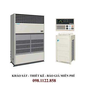 Điều hòa công nghiệp Daikin FVGR08NV1/RUR08NY1 80,000BTU 1 chiều