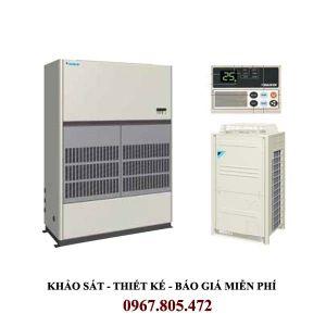Điều hòa công nghiệp Daikin FVPGR10NY1/RUR10NY1 100,000BTU 1 chiều