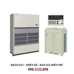 Điều hòa công nghiệp Daikin FVPGR13NY1/RUR13NY1 120,000BTU 1 chiều