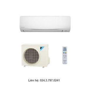 Điều Hòa Treo Tường Daikin FTC60NV1V 21000BTU 1 Chiều Non-Inverter