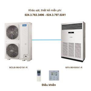 Điều hòa multi Midea MFA-96HWAN1-R/MOUB-96HD1N1-R 28kW 2 chiều