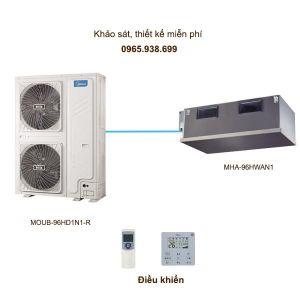 Điều hòa multi Midea MHA-96HWAN1/MOUB-96HD1N1-R 26kW 2 chiều