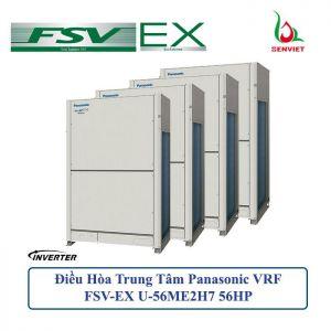 Điều hòa trung tâm Panasonic VRF FSV-EX U-56ME2H7 56HP 2 Chiều