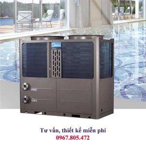 Máy nước nóng trung tâm bơm nhiệt Midea RSJ-420/SZN1-H