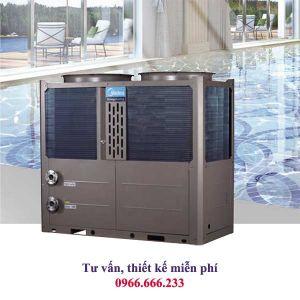 Máy nước nóng trung tâm bơm nhiệt Midea RSJ-800/SZN1-H