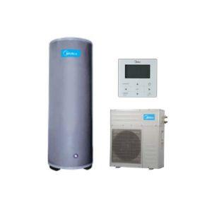 Máy Nước Nóng Trung Tâm Heat Pump Midea RSJF-50/CN1-C 150-350 Lít