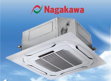 Báo Giá Điều Hòa Cassette Âm Trần Nagakawa