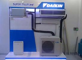 Báo giá điều hòa multi Daikin 1 và 2 chiều
