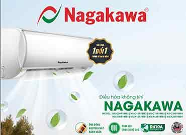 Báo Giá Điều Hòa Treo Tường Nagakawa