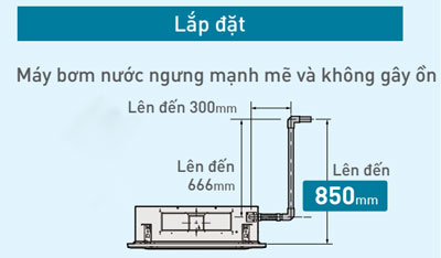 dieu-hoa-cassette-am-tran-panasonic-S-42PU1H5B-U-42PN1H8-bom-nuoc-ngung-manh-me