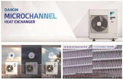 dieu-hoa-am-tran-daikin-FCFC100DVM-RZFC100DVM-1-dan-tan-nhiet-microchannel