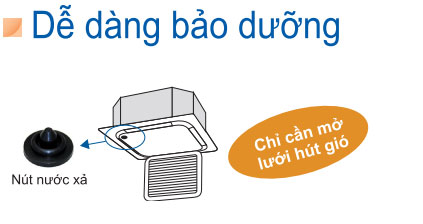 dieu-hoa-am-tran-daikin-FCNQ42MV1-RNQ42MY1-de-dang-bao-duong