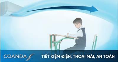 dieu-hoa-daikin-ftkm25svmv-coanda-thoai-mai