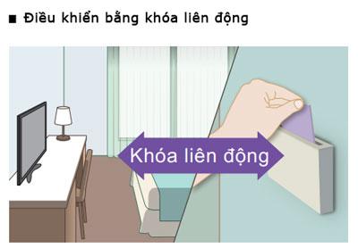 dieu-hoa-FBA100BVMA-RZF100CVM-dieu-khien-bang-khoa-linh-dong